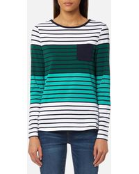 Barbour - Selsey Top - Lyst