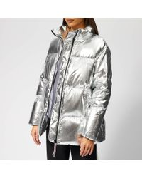 Tommy Hilfiger - Icon High Gloss Coat - Lyst