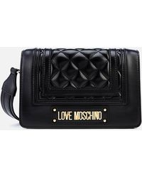 Love Moschino Quilted Detail Bag