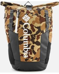 Columbia - Convey 25l Rolltop Daypack In Camo - Lyst