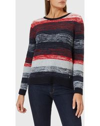 Barbour - Women's Rhossili Knit Jumper - Lyst