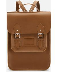 Cambridge Satchel Company - Portrait Backpack - Lyst