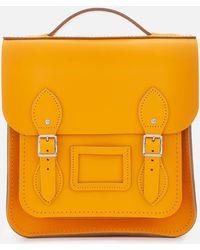Cambridge Satchel Company | Small Portrait Backpack | Lyst