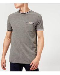 Ted Baker Glaad Pique Mini Spot T-shirt
