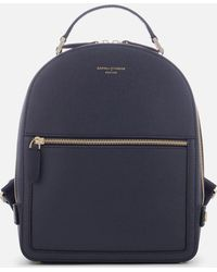 Aspinal - Women's Mount Street Small Backpack - Lyst