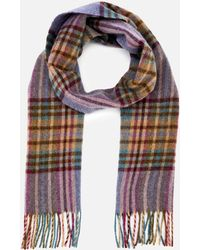 Barbour - Dunnock Scarf - Lyst