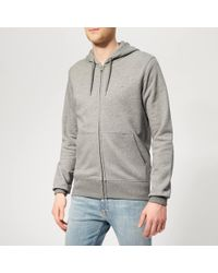 GANT - The Original Full Zip Hoodie - Lyst