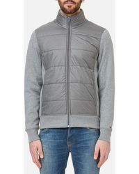 Tommy Hilfiger - Berny Zip Through Knitted Jumper - Lyst