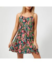 Superdry - Gemma Parachute Dress - Lyst