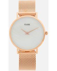 Cluse - Minuit La Perle Watch - Lyst