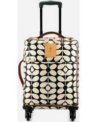 Orla Kiely - Sixties Stem Nylon Travel Cabin Case - Lyst