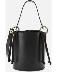 c3c7fe93b407 Lyst - MICHAEL Michael Kors Large Matilda Embossed Shoulder Bag in ...