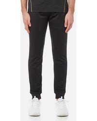 Lyle & Scott - Greene Slim Fit Fleece Track Trousers - Lyst