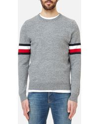 Tommy Hilfiger - O'connor Crew Neck Knitted Jumper - Lyst