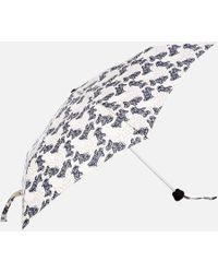 Radley - Folk Dog Mini Telescopic Umbrella - Lyst
