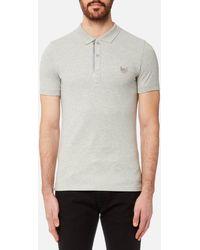 DIESEL - Kalar Polo Shirt - Lyst