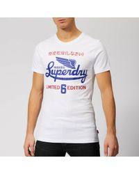 Superdry - Limited Icarus T-shirt - Lyst