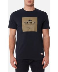 Penfield - Brockton T-shirt - Lyst