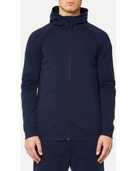 PUMA - Evo Knit Move Full Zip Hoody - Lyst