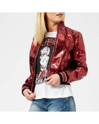 Guess - Fanny Jacket - Lyst