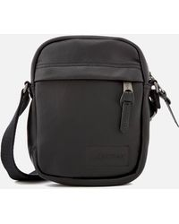 Eastpak   The One Leather Cross Body Bag   Lyst