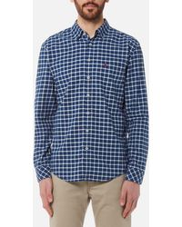 Joules - Welford Long Sleeve Shirt - Lyst