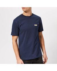Nudie Jeans - Daniel Logo T-shirt - Lyst