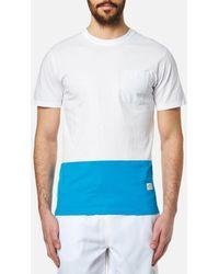 Penfield - Men's Sanders Colour Block Tshirt - Lyst