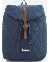 Barbour - Women's Saltburn Backpack - Lyst