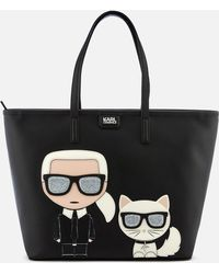 Karl Lagerfeld - Karl Shopper Bag - Lyst
