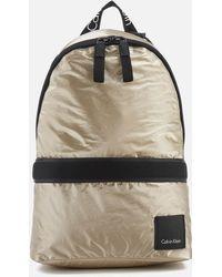 Calvin Klein - Fluid Backpack - Lyst