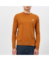Pretty Green - Hinchcliffe Crew Neck Knitted Jumper - Lyst