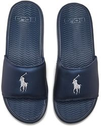 908d168fc4c3 Lyst - Men s Polo Ralph Lauren Flip-flops Online Sale