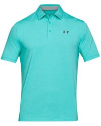 Under Armour - Charged Cotton Scramble Polo Shirt - Lyst