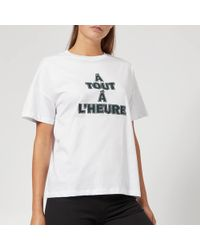 Gestuz - Marge T-shirt - Lyst