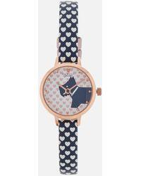 Radley - Love Printed Watch - Lyst
