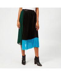 Gestuz - Plissa Skirt - Lyst