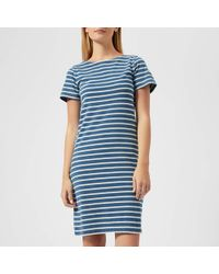 Joules - Riviera Short Sleeve Jersey Dress - Lyst