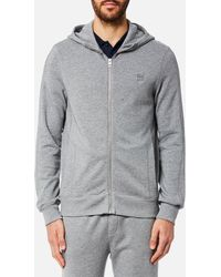 BOSS Orange - Men's Ztadium Uk Hooded Sweatshirt - Lyst