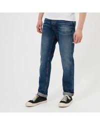 Nudie Jeans - Fearless Freddie Jeans - Lyst