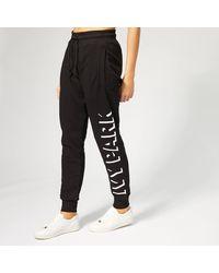 Ivy Park Logo Slim Leg Sweatpants
