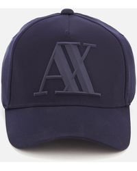 9a5915cd3074 Men's Armani Exchange Hats - Lyst