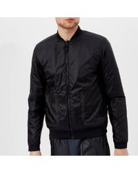 Under Armour - Sportstyle Reactor Bomber Jacket - Lyst