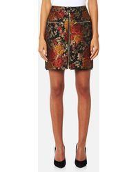 Gestuz - Women's Edie Jacquard Skirt - Lyst