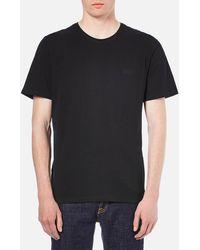 BOSS - Crew Neck Small Logo T-shirt - Lyst