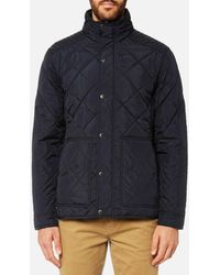 Joules - Short Length Quilted Jacket - Lyst