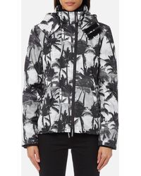 Superdry | Black Edition Windcheater Jacket | Lyst