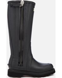 HUNTER - Balmoral Sovereign Technical Zip Wellies - Lyst