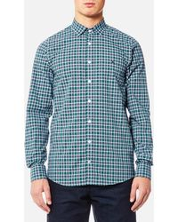 Tommy Hilfiger - Finny Check Long Sleeve Shirt - Lyst