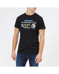 DIESEL - T-diego T-shirt - Lyst